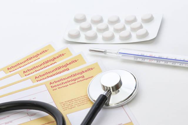 Krankschreibung