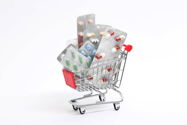 Tabletten Shopping