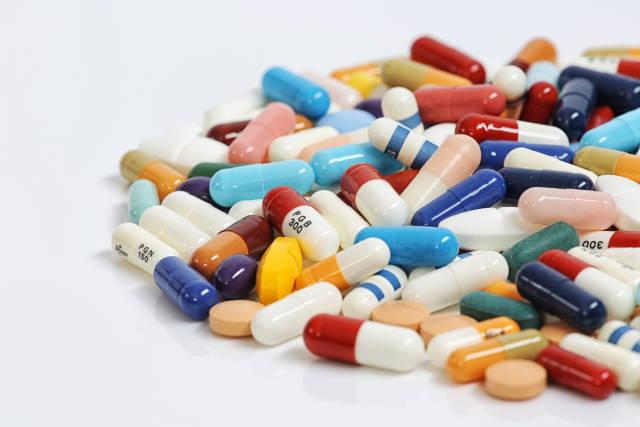 Pillen und Kapseln