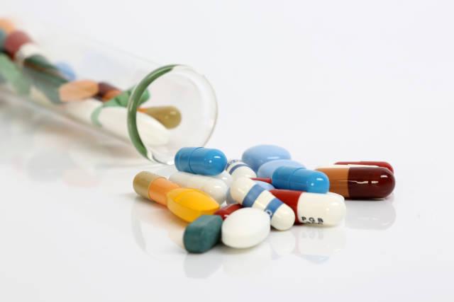 Pillen aus dem Reagenzglas
