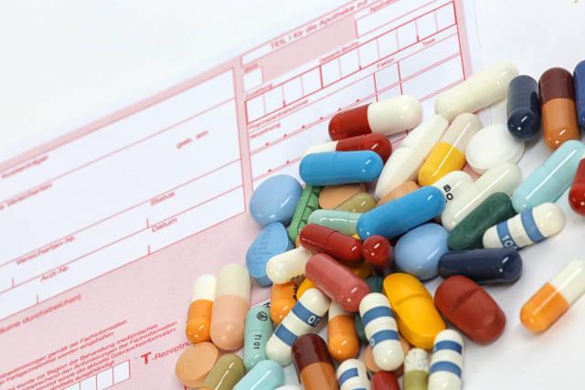 Arzneimittel mit Rezept