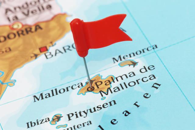 Urlaubsziel Mallorca