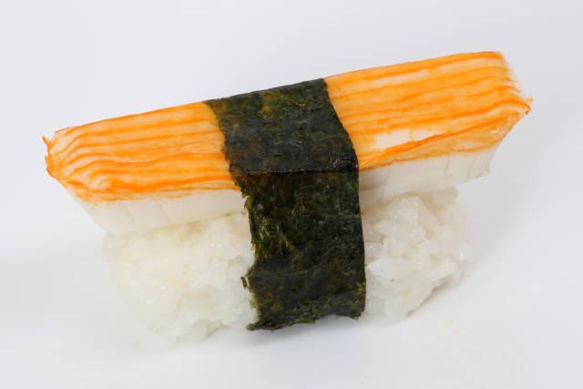 Nigiri Sushi Surimi