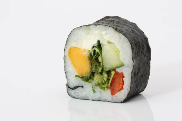 Sushi vegetarisch
