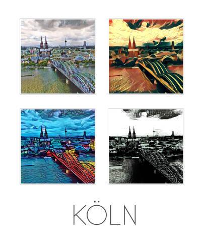 Köln - 4 Jahreszeiten