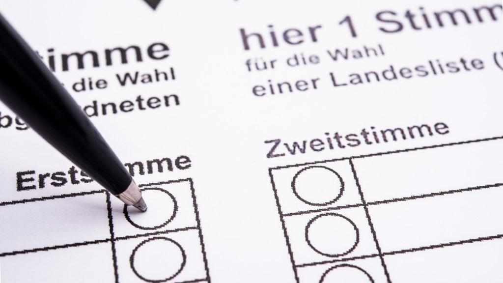 Wahlzettel