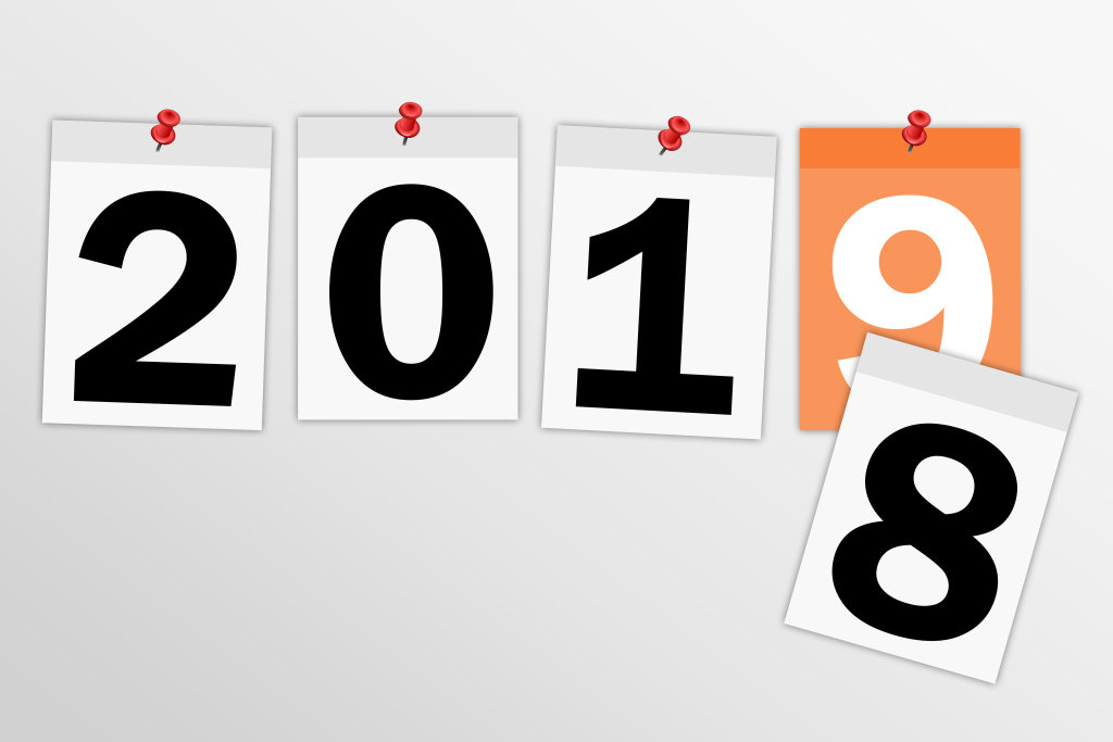 Kalender Jahreswechsel