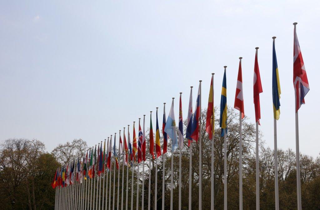 Flaggen der EU-Mitgliedstaaten