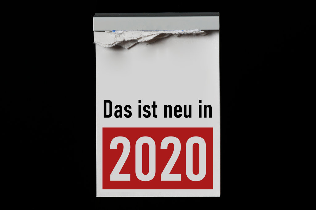 Das ist neu in 2020
