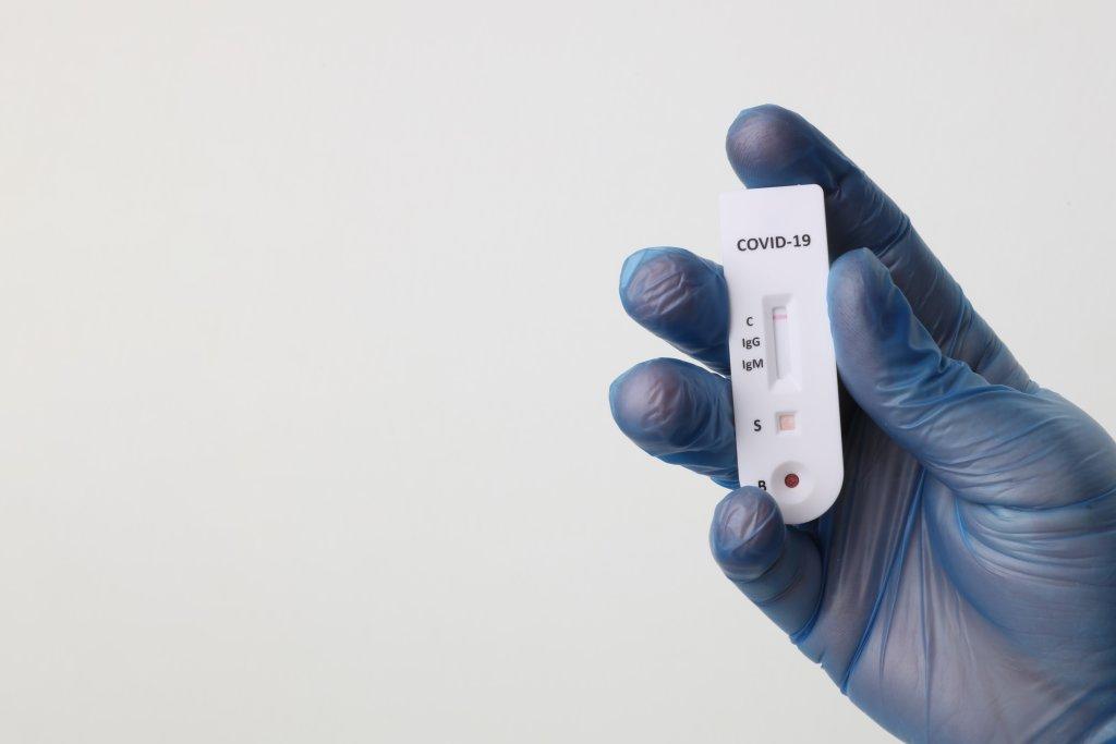 Corona Antigen-Schnelltest