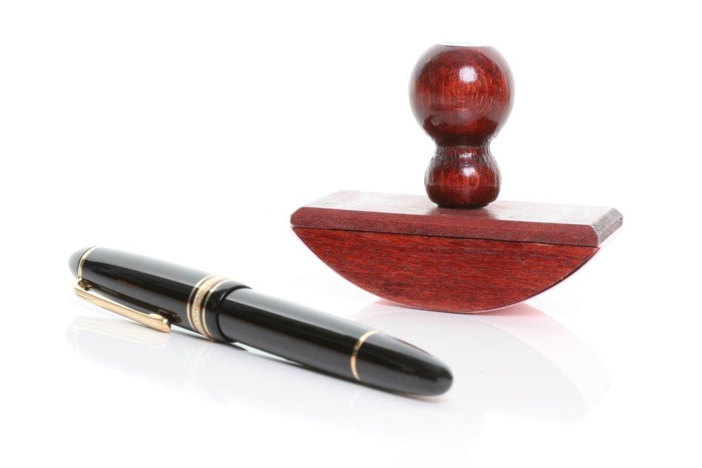Füller und Löschwiege
