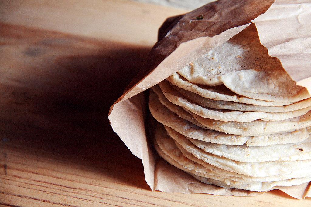 Original Guatemalan Corn Tortillas