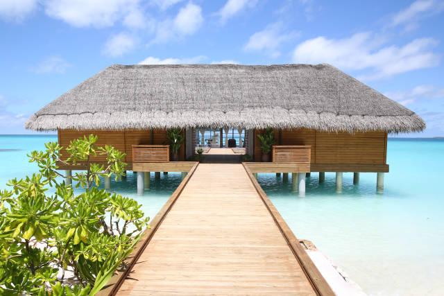 Ein Haus im Paradies