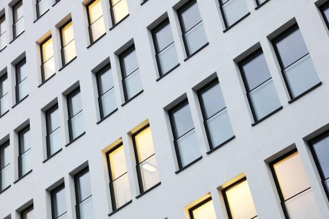 Bürofenster