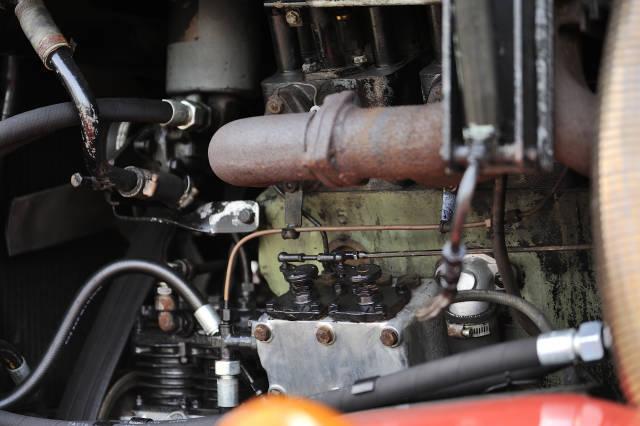 LKW Motor 3