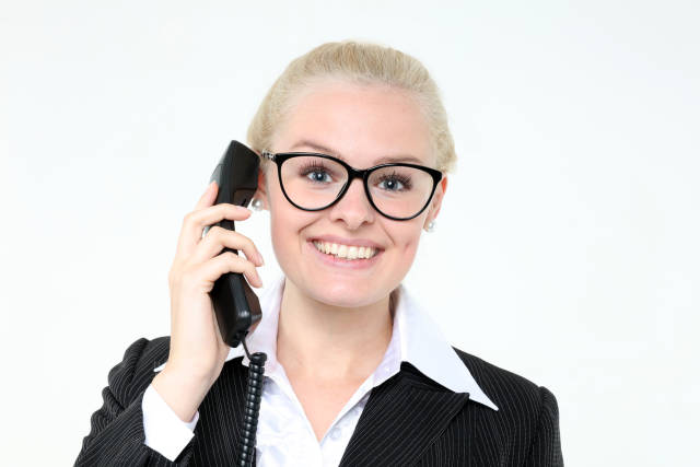 Telefonistin
