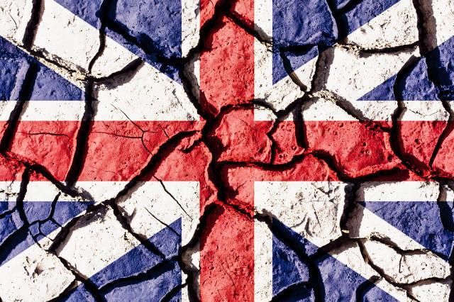 Großbritannien zerfällt