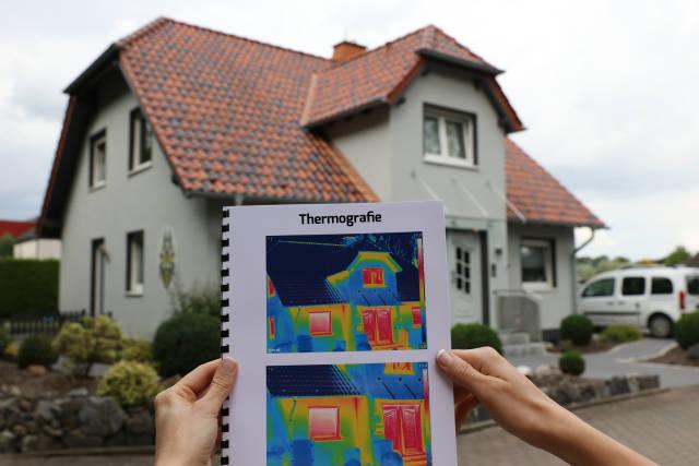 Thermografie Wärmebild