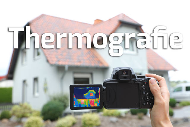 Thermografie Wärmebildkamera