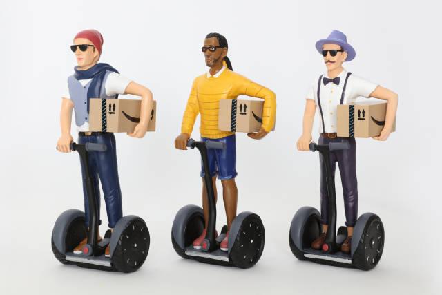Drei Hipster aus dem Morgenland