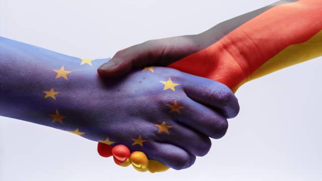 Deutschland und dieEU