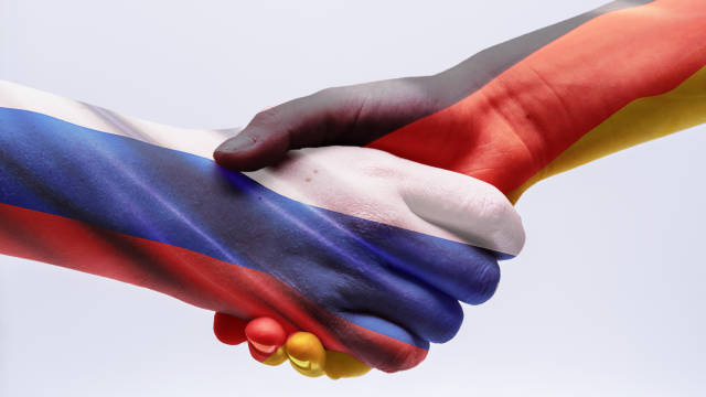 Deutschland und Russland