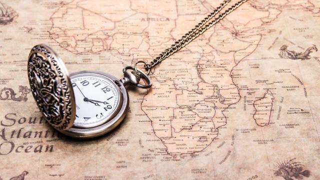 Urgroßvaters Taschenuhr