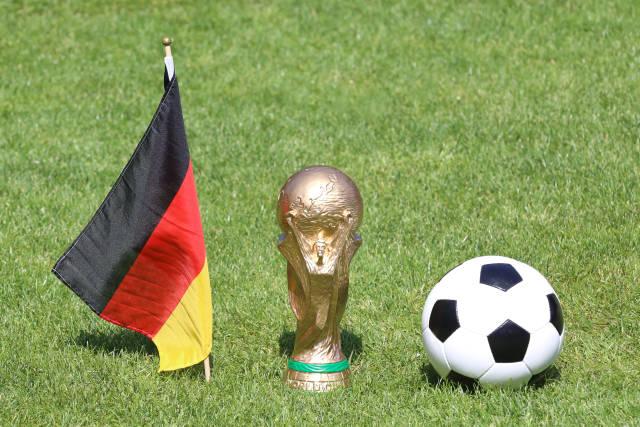Deutschland bei der WM 2018
