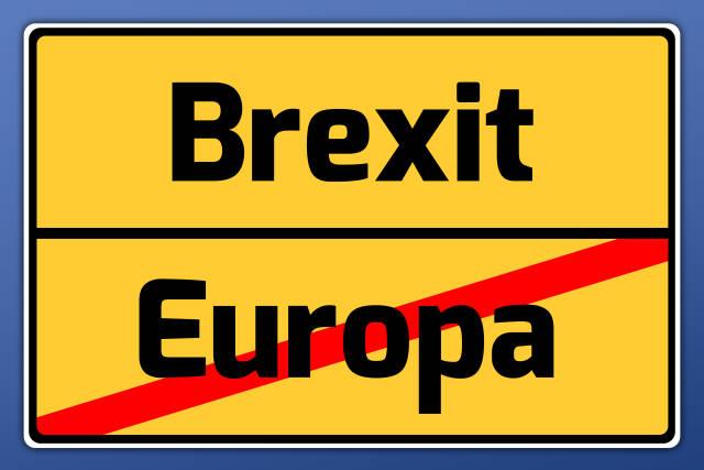 Schild Brexit