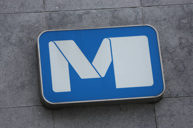 Metro in Brüssel