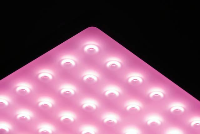 Licht pink