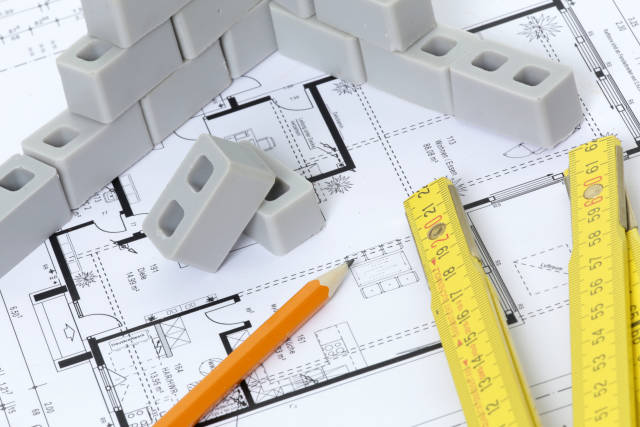 Grundriss Hausbau