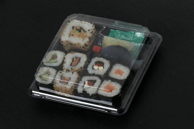 Sushi zum Mitnehmen