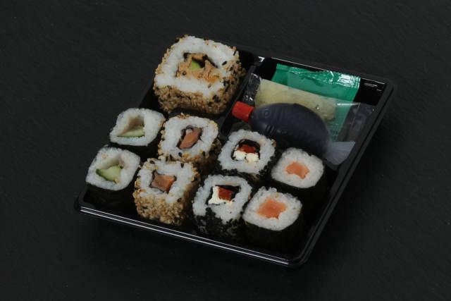 Sushi to-go