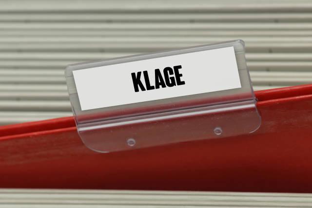 Hängeregister KLAGE