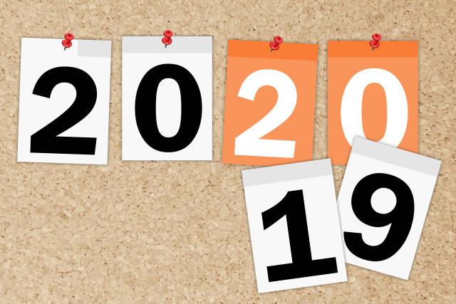 Jahreswechsel 2019-20