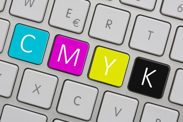 Tastatur (CMYK)