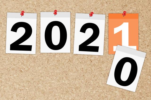 Jahreswechsel 2020-21
