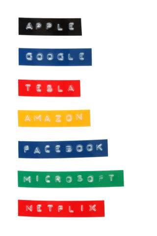 Tech Konzerne