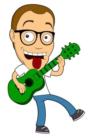 Spaß an der Gitarre