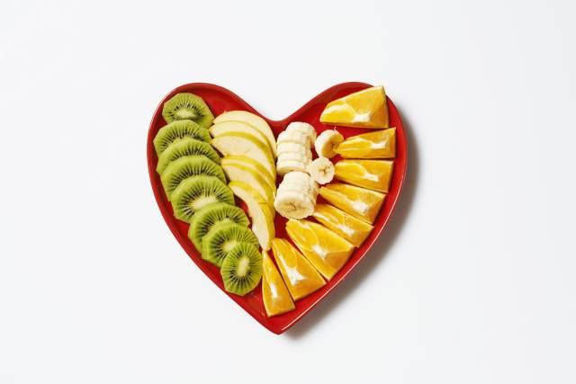 Obst Herz
