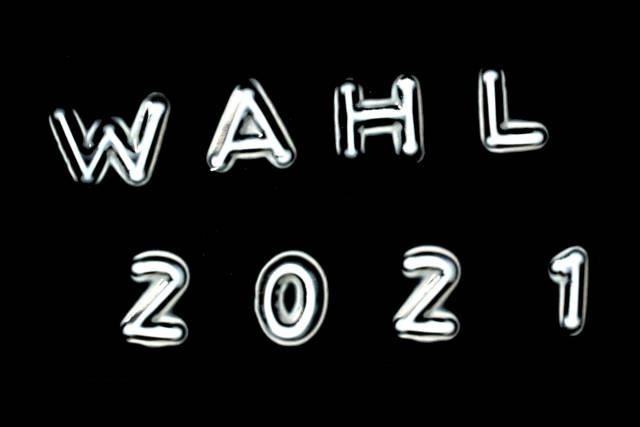 Wahl 2021