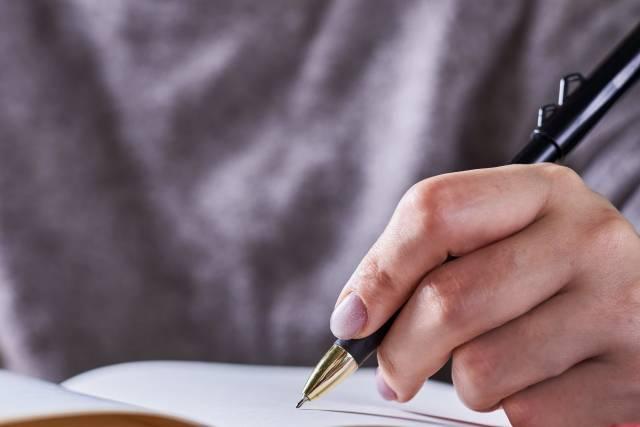 Notizen aufschreiben