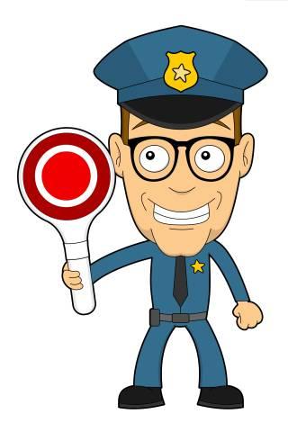 Nerd als US-Cop