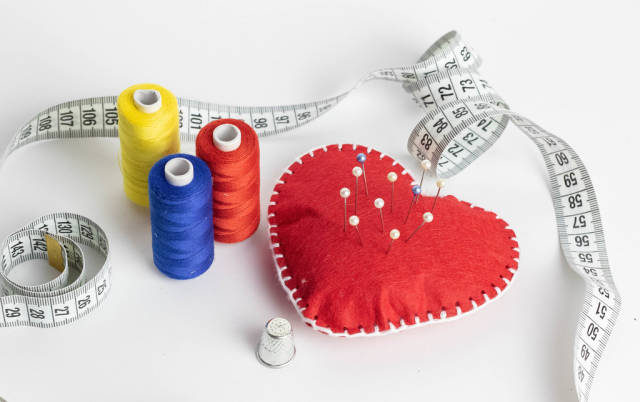 Supplies and accessories for sewing