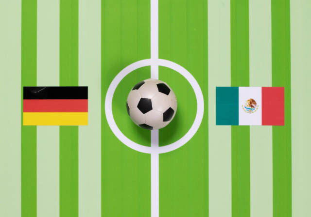 Germany vs Mexico world cup 2018