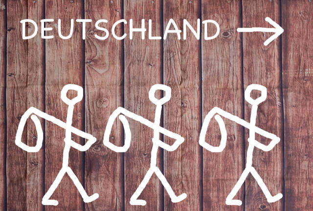 Migration destination Germany