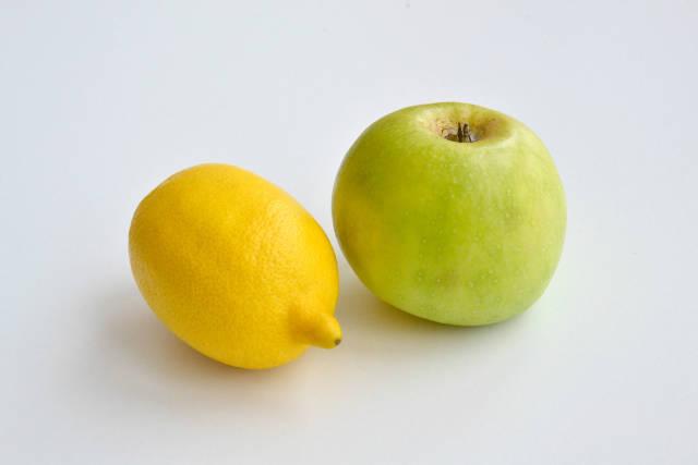 Apfel & Zitrone