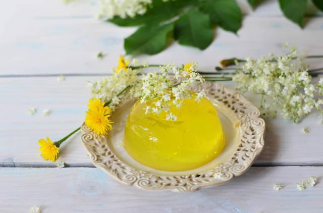 Lemon jelly (dt. Wackelpudding)