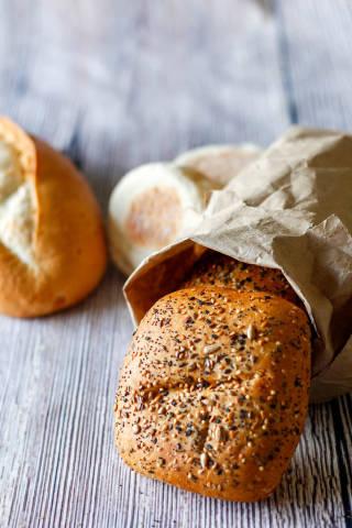 fresh mix bread